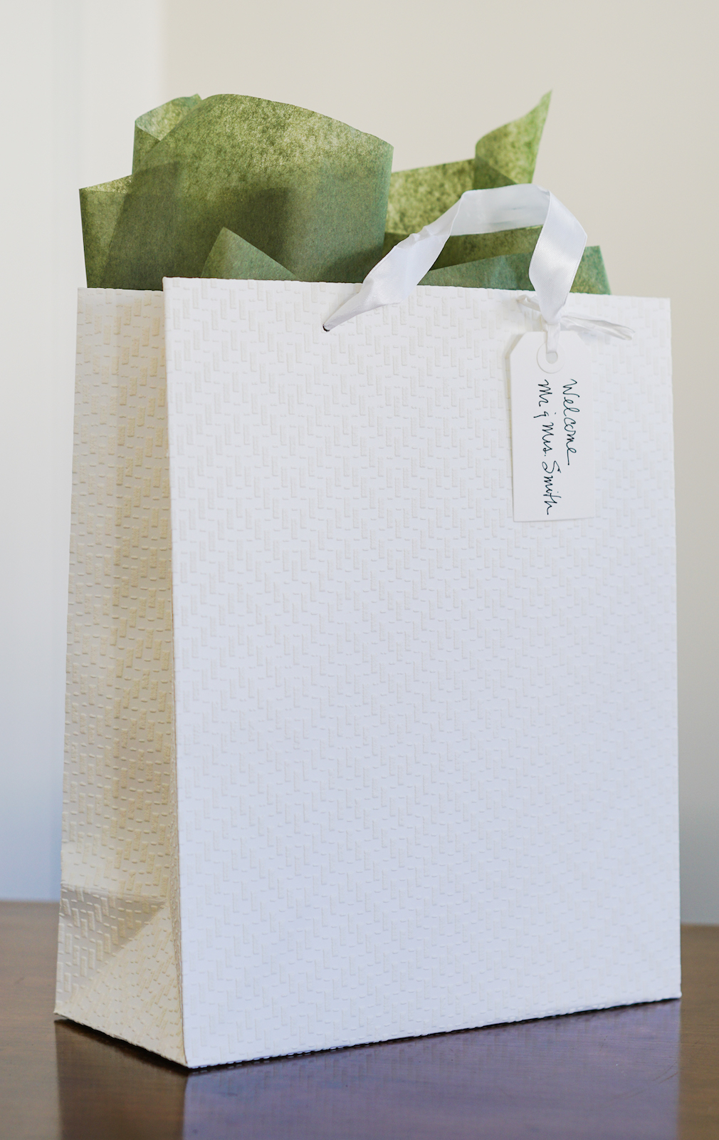 gift tote tall